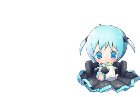 Baby Miku - Other & Anime Background Wallpapers on Desktop ...