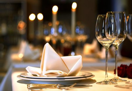 Dinner Table Background dinner table - photography & abstract background wallpapers on