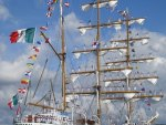 mexican training ship