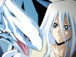 Kisara & Blue Eyes White Dragon