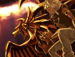 The Winged Dragon of Ra & Marik Ishtar