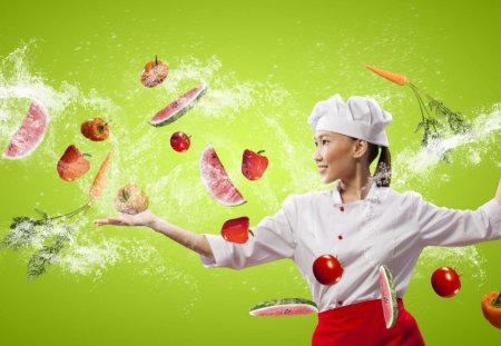 chef 3d wallpaper - photo #3