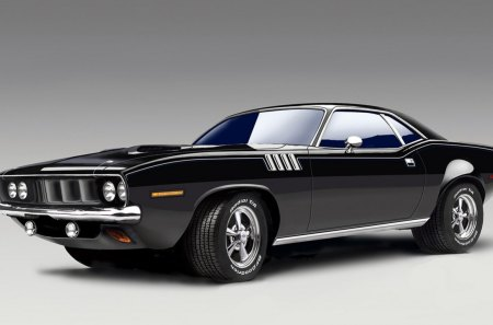 American Muscle Plymouth Cars Background Wallpapers On Desktop