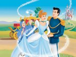 Cinderella And Charming Disney Couple