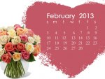 February, with Love♥