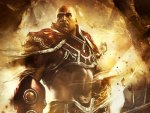 Spartan Warrior in God Of War Ascension