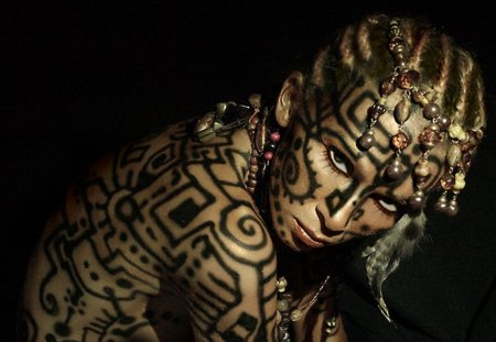 my tattoo - 3D and CG &amp- Abstract Background Wallpapers on Desktop ...