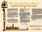 The Canadian Bill of Rights