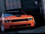 ford mustang giugiaro car
