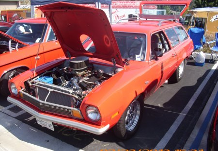 SUPER PINTO - FORD, CAR, HOTROD, PINTO