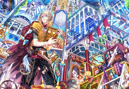 colorful mall other amp anime background wallpapers on
