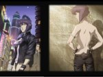 Kusanagi collage