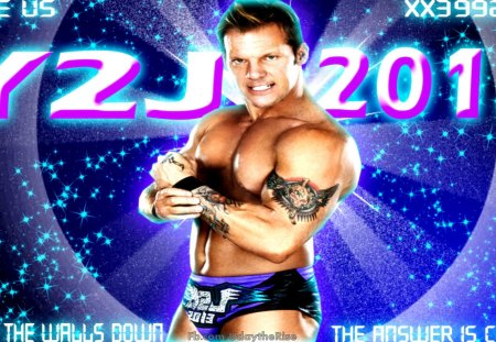 Y2J 2013,Chris Jericho. - chris jericho, sports, athlete, wrestling, wwe