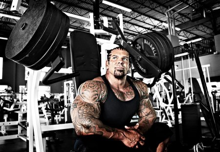 rich piana - bodybuilder, rich piana, male, men