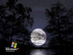 Windows XP Moon