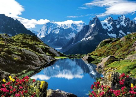 Image result for beautiful mountain lake