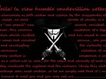 Anonymous V for Vendetta