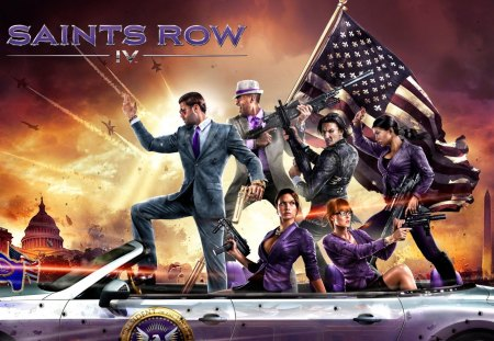 Saints Row IV - Volition, Saints Row, xbox 360, game, ps3, Saints Row IV, Saints, pc