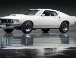 Lowest mileage Ford Mustang Boss 429 in existence