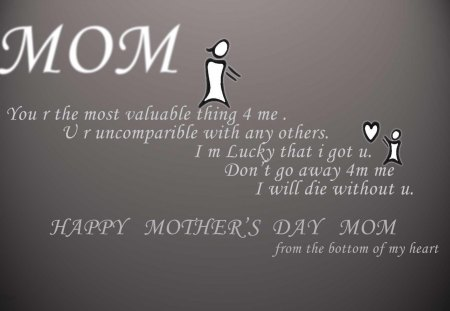 mothers day quotes - mothers, love, quotes, day