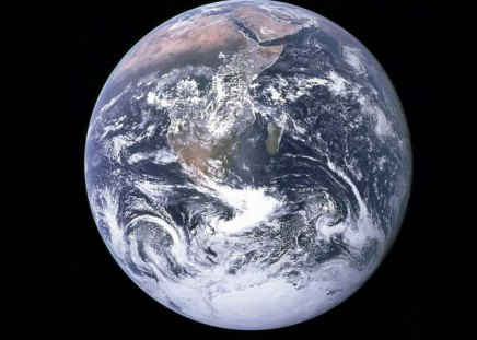 Planet Earth - earth from space, earth, blue planet, Planet Earth