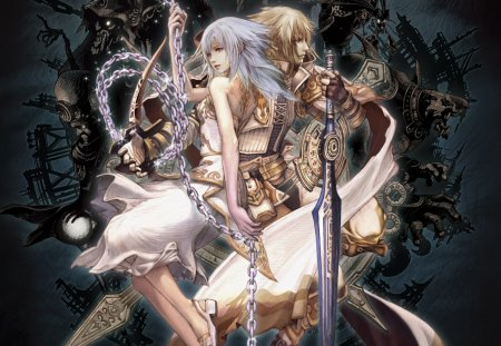 pandora s tower   other amp anime background wallpapers on