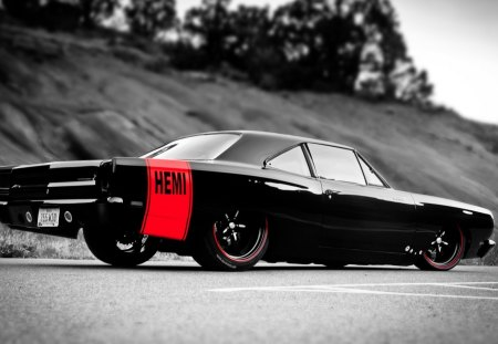 Hemi Muscle Car Other Cars Background Wallpapers On Desktop