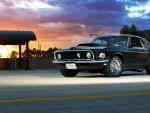 60's Classic Ford Mustang