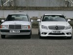 Mercedes Benz 190E 1984 and new