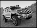 Mercedes Benz Ener G Force Concept 2012