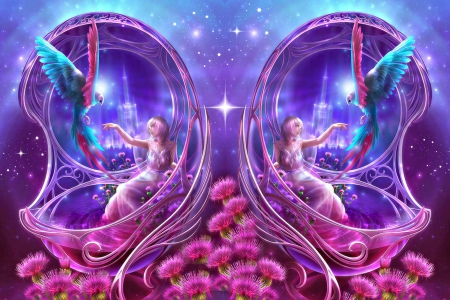 Fantasy Girls - Fantasy & Abstract Background Wallpapers on Desktop ...