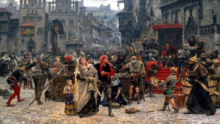 middle ages to the enlightenenment The goal of the middle ages is to help students understand the basic concepts of this historical period, including the barbarian invasions, feudalism, the crusades.