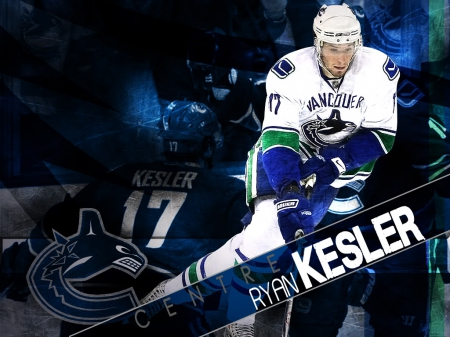Ryan Kesler wallpaper - wallpaper, ryan, vancouver, kesler, canucks