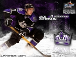 Los Angeles Kings jacj johnson wallpaper