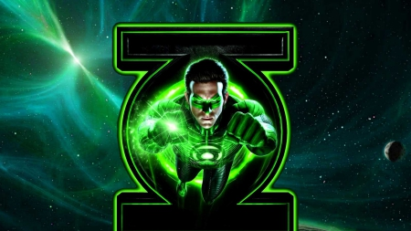 GREEN LANTERN - GREEN, MOVIE, LANTERN, HERO