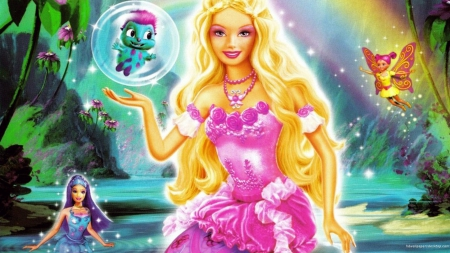 Barbie Fairy Topia Mermadia - Topia, Fairy, Barbie, Mermadia