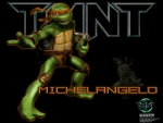 tmnt michelangelo wallpaper