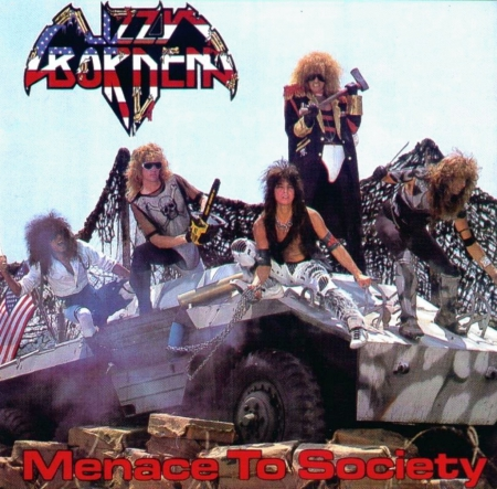 Lizzy Borden - Lizzy, Metal, Menace To Society, Lizzy Borden
