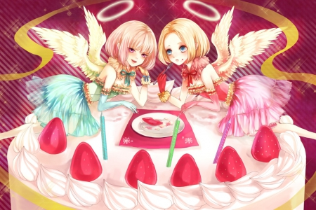 eat the cake anime cake other amp anime background wallpapers on 3804