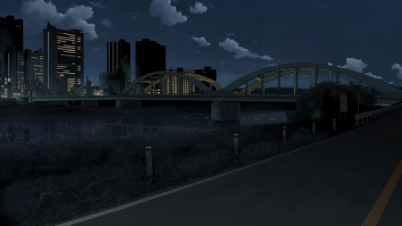 silence night other amp anime background wallpapers on
