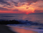 Ocean City Maryland Sunrise