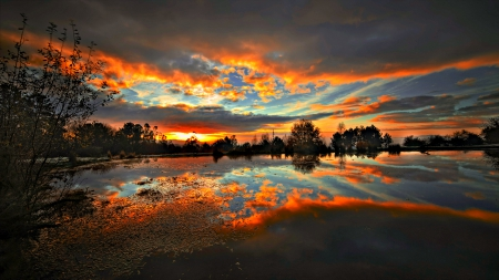 Beautiful Twilight Sky - Sunsets &amp- Nature Background Wallpapers on ...