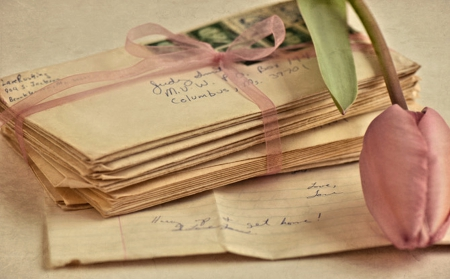 Old love letters photography abstract background - Y love letter wallpaper ...