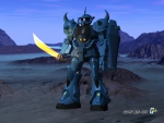 MOBILE SUIT GUNDAM・GOUF MS-07B