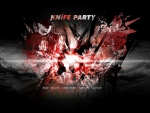 Knife party explosion
