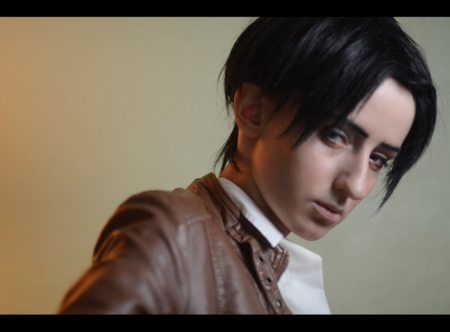 Levi - other, shingeki no kyojin, attack on titan, cosplay, anime