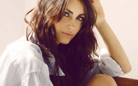 Tanit Phoenix - brunette, model, babe, pretty, beauty, Tanit Phoenix