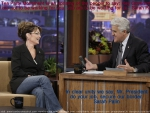 Sarah Palin and Jay Leno