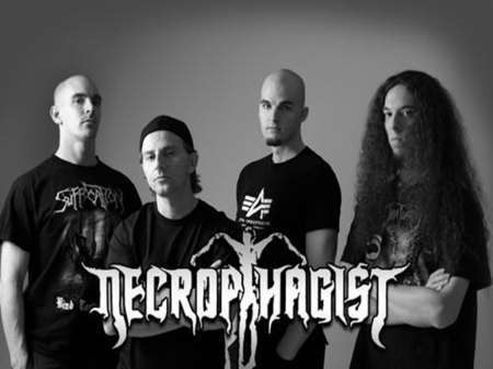 Necrophagist - Necrophagist, Metal, Necro, Death Metal