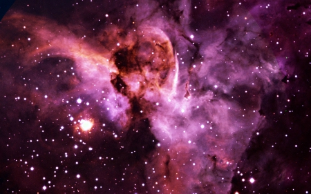 Pink nebula galaxies space background wallpapers on - Pink space wallpaper ...
